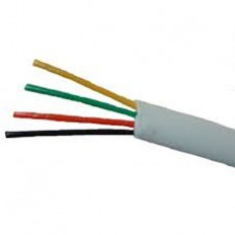 CABLE-TELEPHONE-FLAT-CABLE-4-CORE-Per-Roll