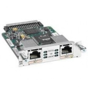CISCO HWIC 2fe CARDS