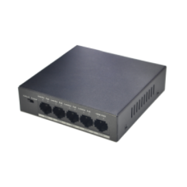 Dahua Switch PFS3005-4P-58