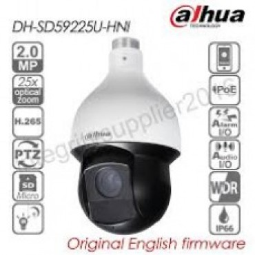 Dahua  camera SD590225U-HNI