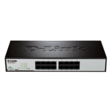 D-Link DES-1016D 16 PORT SWITCH RACKMOUNT
