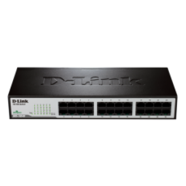 D-Link DES-1024D 24 PORT SWITCH RACKMOUNT