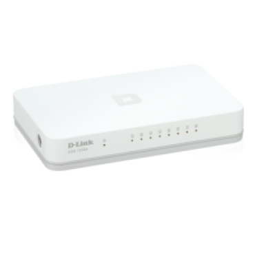 D-Link DES-1008A 8-Port 10/100 Switch