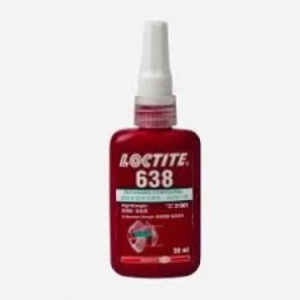 Fibre Adhesive Locktite 638 50 ml